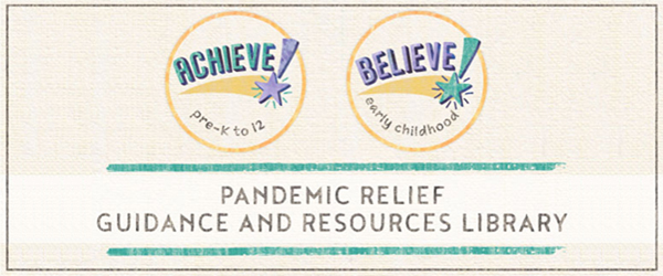 Pandemic Relief Guidance and Resources Library - LDE